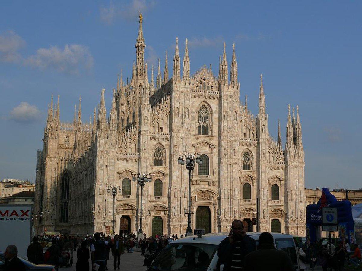 Тайны Милана