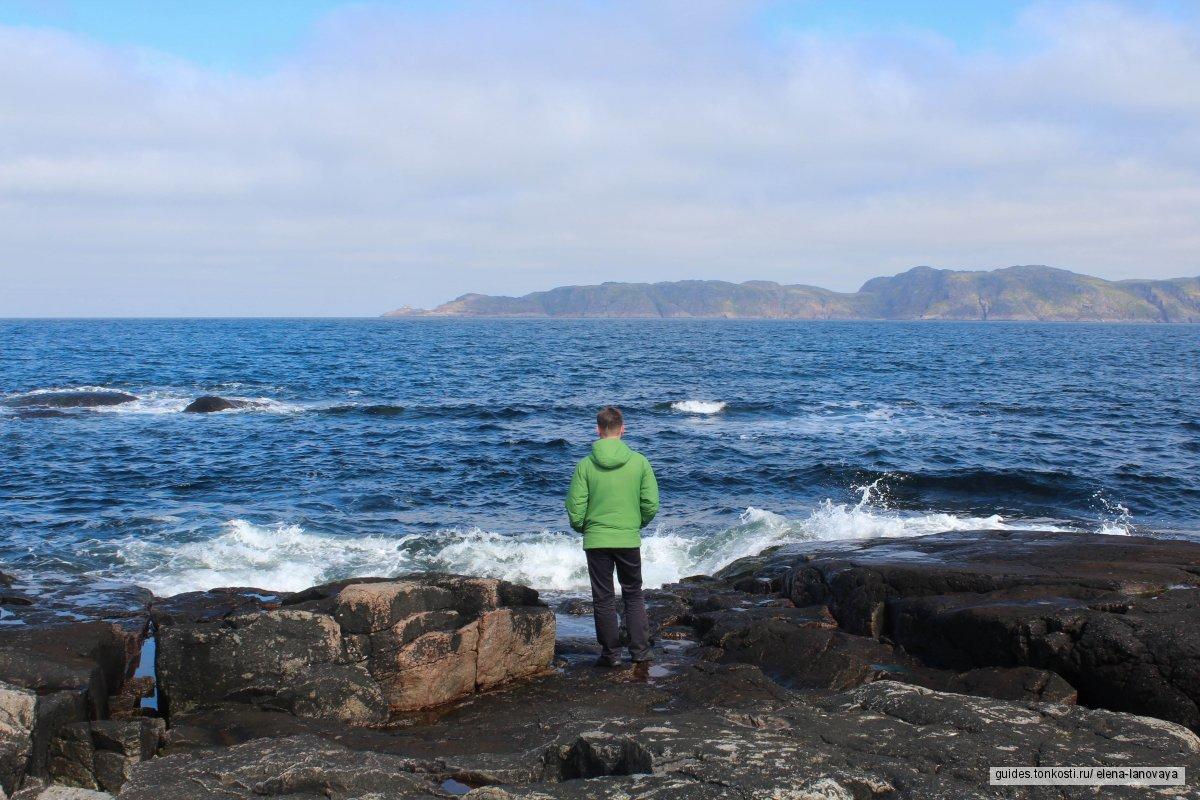 Териберка. Ледовитый океан. Летний тур