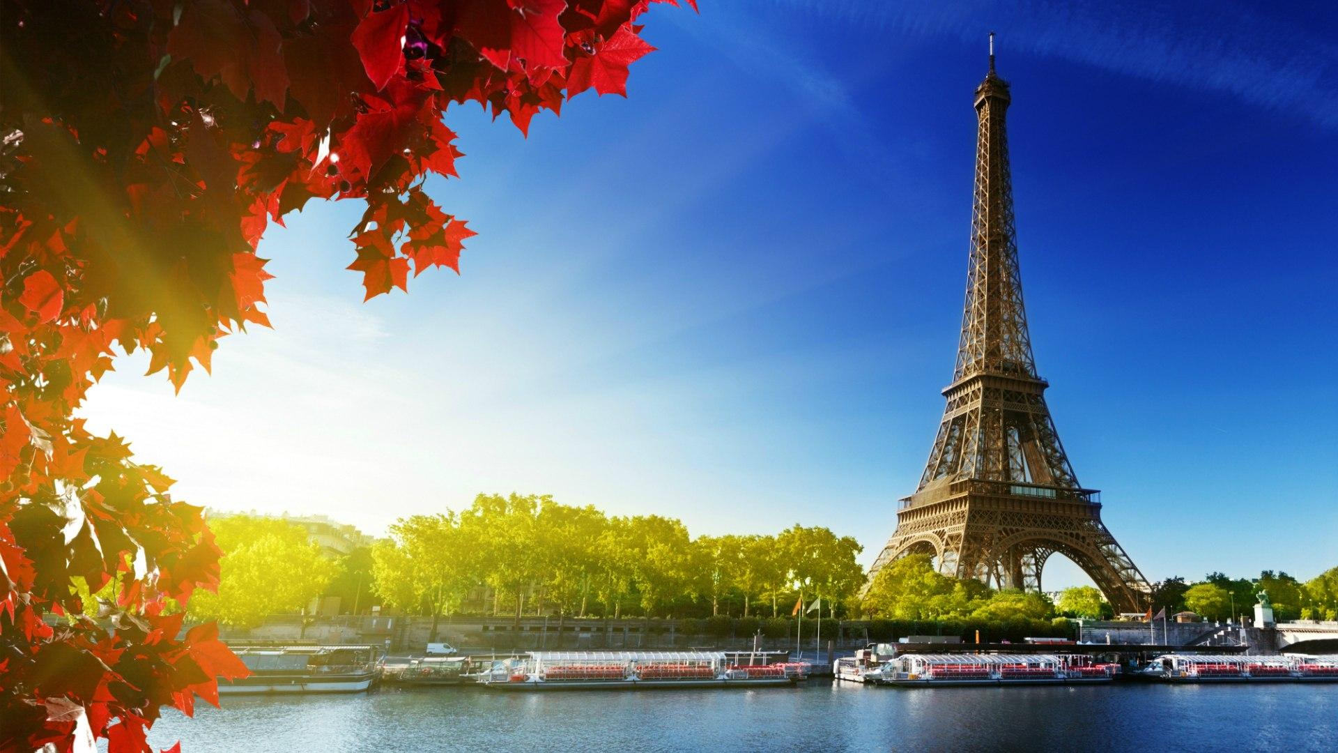 Необычный Париж