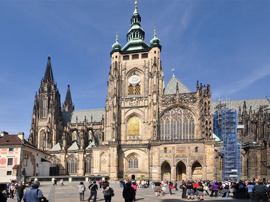 Прага — Пражский Град (ЮНЕСКО), обзорная экскурсия