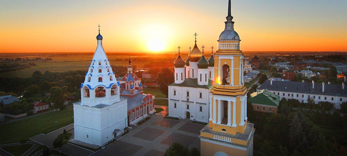 Вся Коломна: Кремль, город и Посад