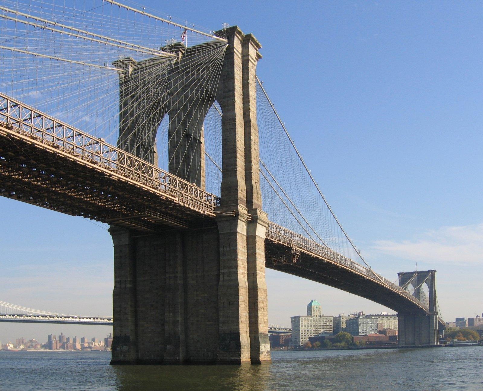 8.15. Обзорная экскурсия по Нью-Йорку и круиз вдоль Бруклинского моста, а также Манхеттена