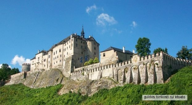 Кутна-Гора и замок Штернберк