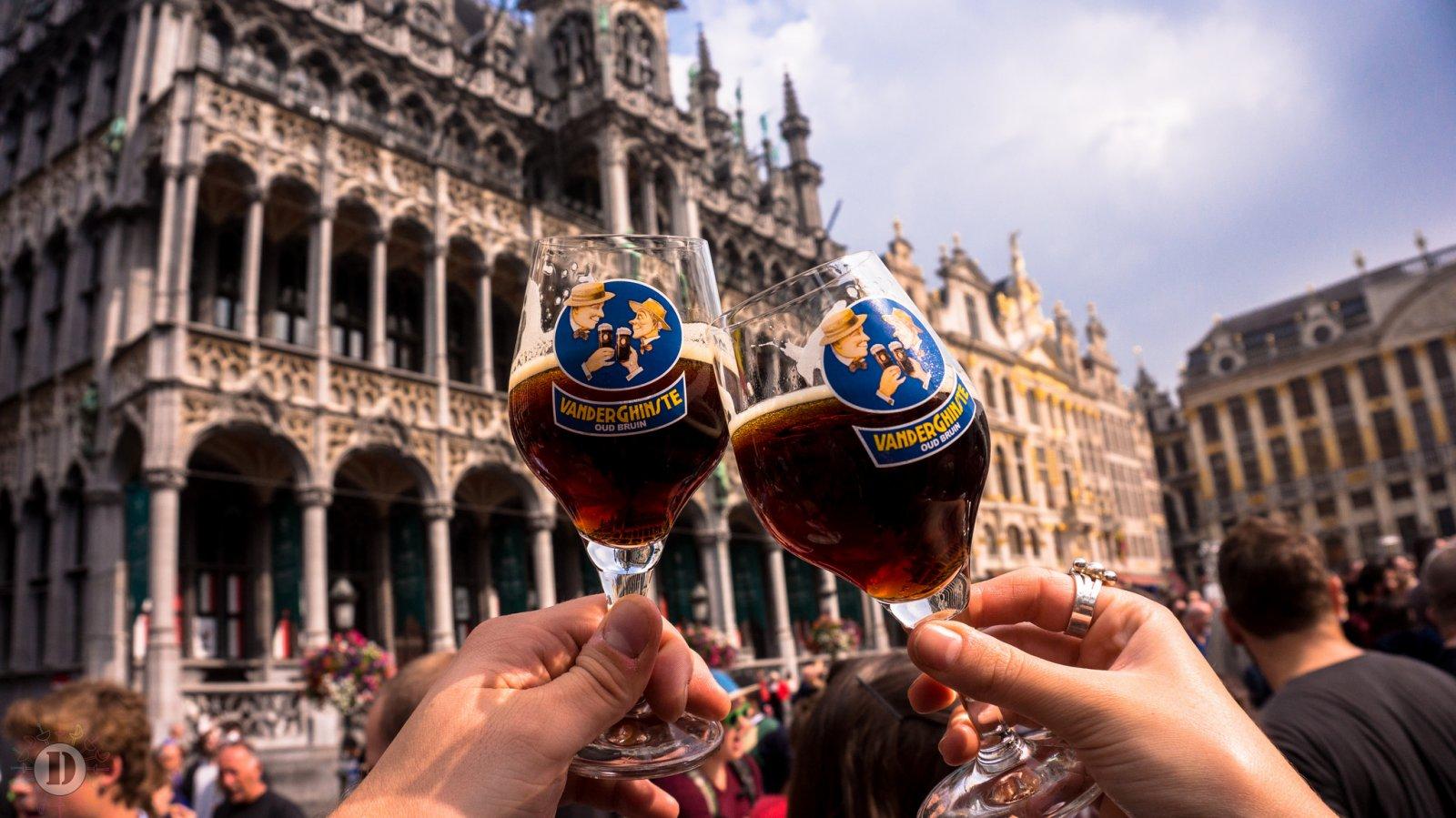 Пивные туры в аббатства Бельгии