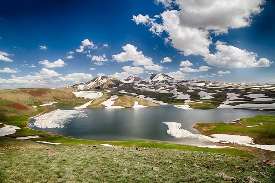Джип-тур: Ереван — Севаберд — озеро Акна