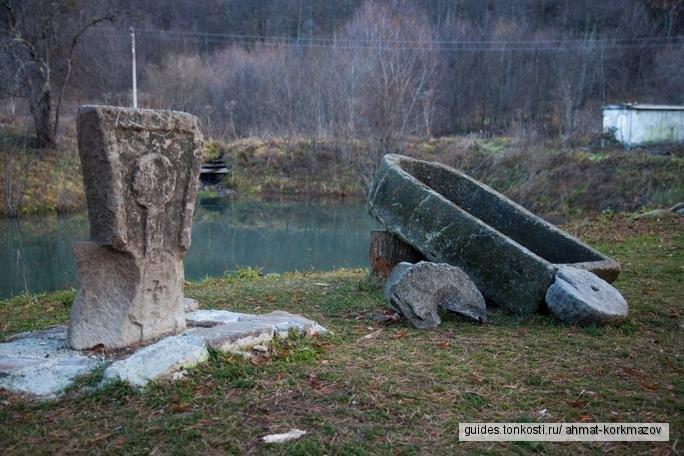 Древнеаланское городище в Нижнем Архызе. Наследие Византии