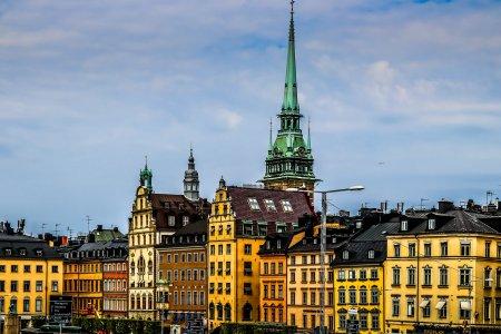 Самое интересное в Стокгольме