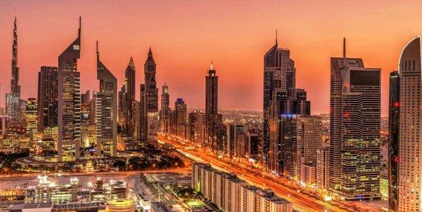 Знакомьтесь! — Дубай