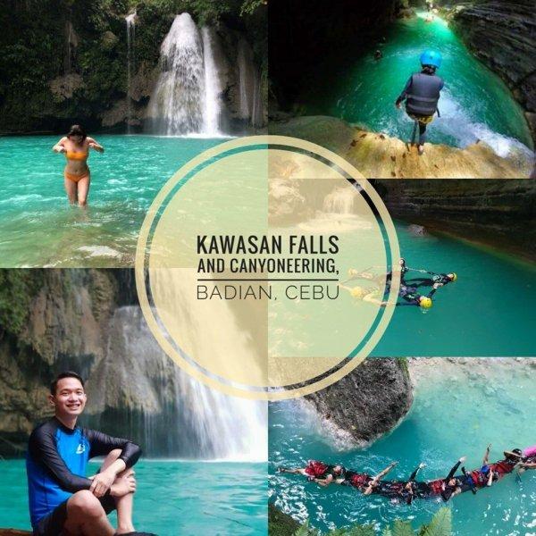 Каньонинг, водопад Кавасан и Плавание с китовыми Акулами