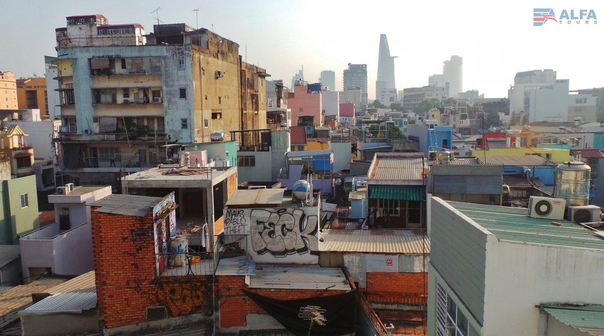 Сайгон на 2 дня (Ку-Чи + Меконг)