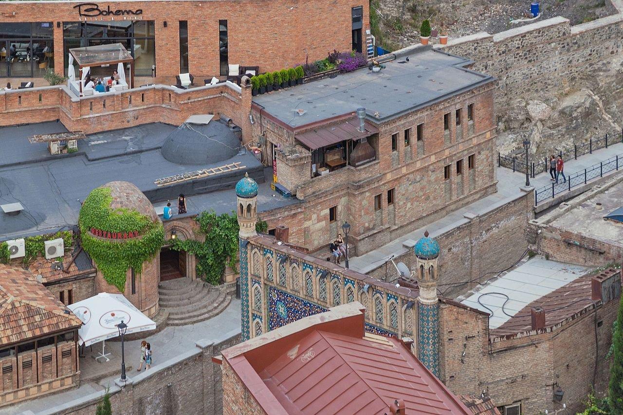 Гамарджоба, генацвале! Экскурсия по Тбилиси