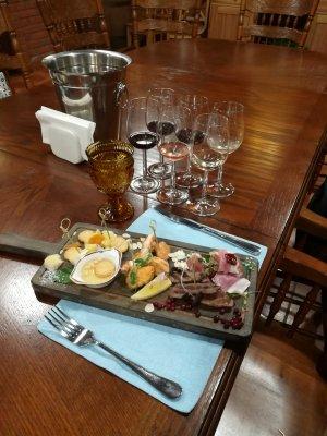 Экскурсия с дегустацией в ресторан-винодельню «Шато Пино»