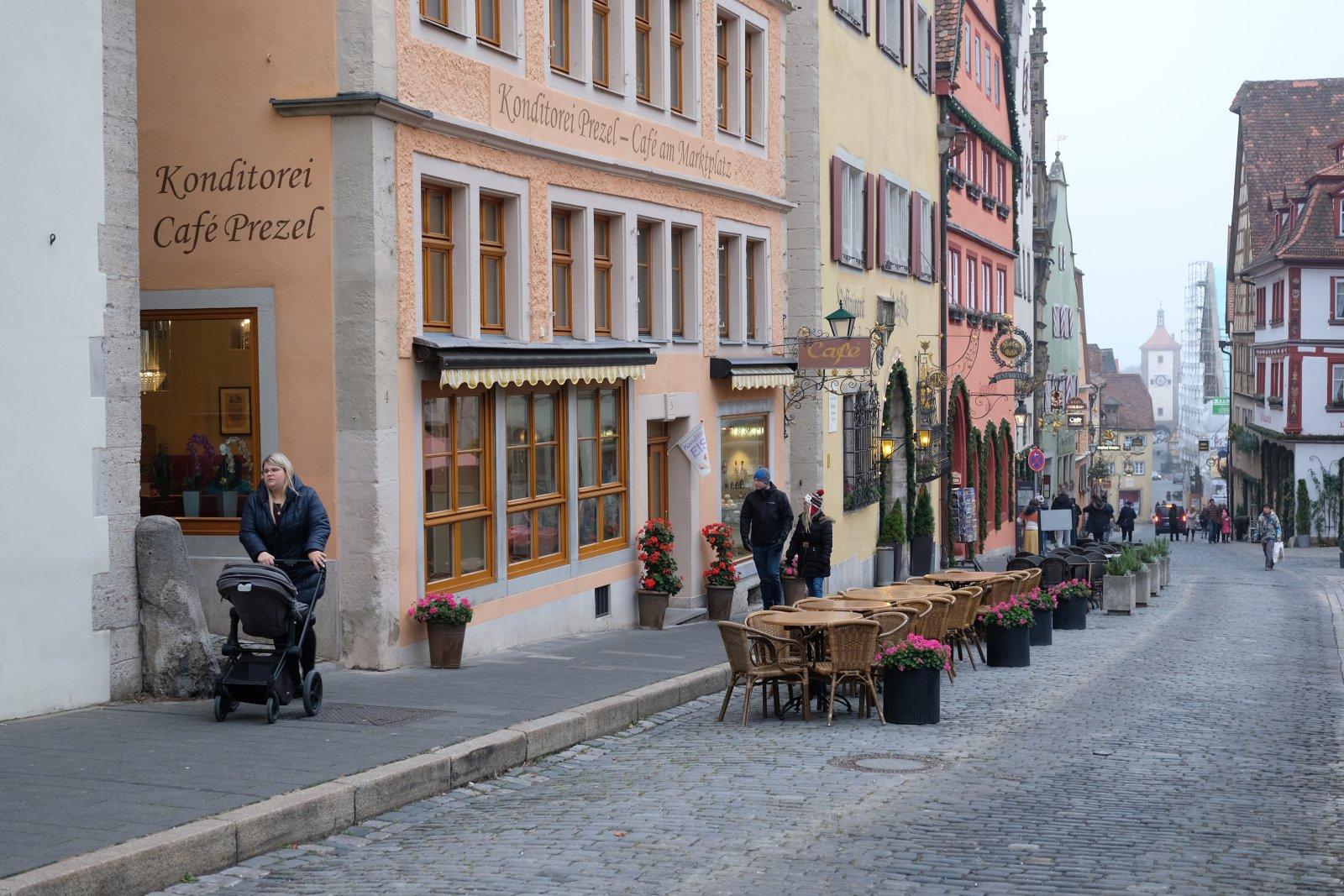 Ротенбург-на-Таубере — сказка о вечном Рождестве
