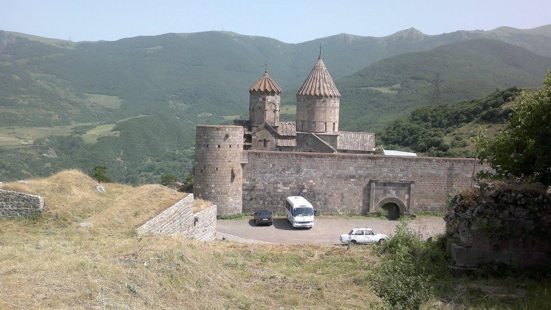 Тур к монастырю Татев