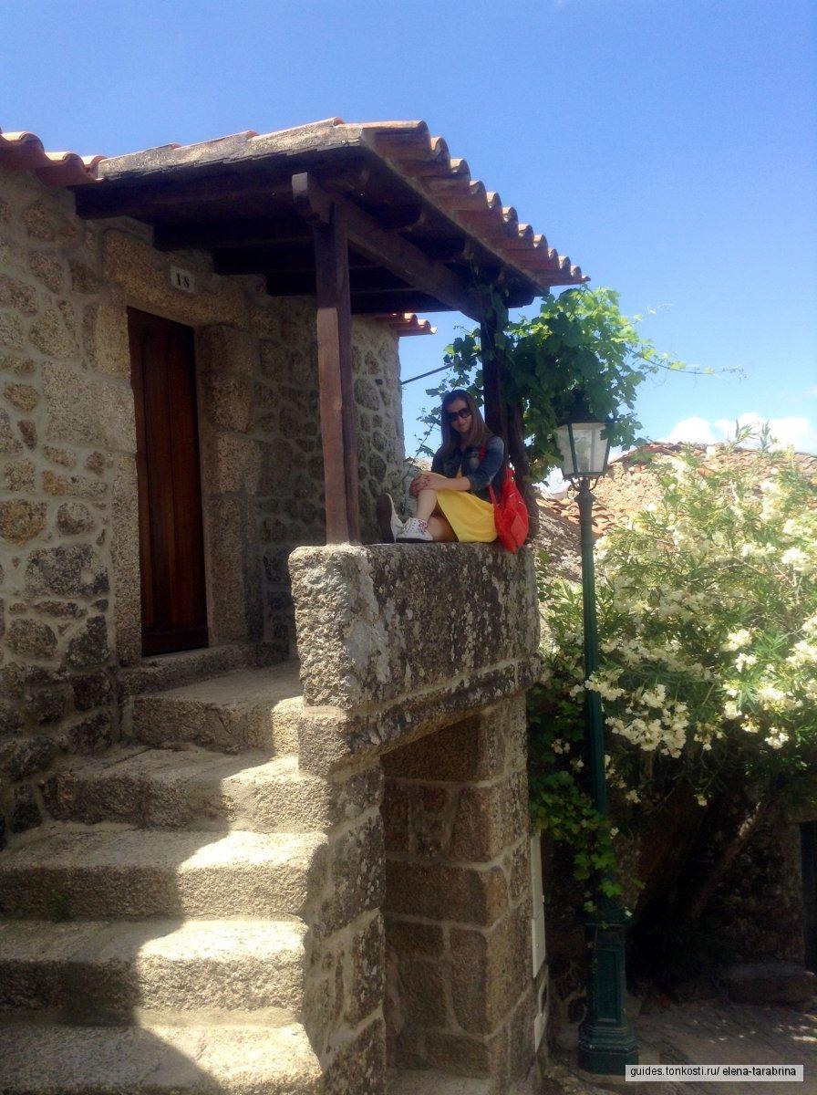 Самая португальская деревня Монсанту