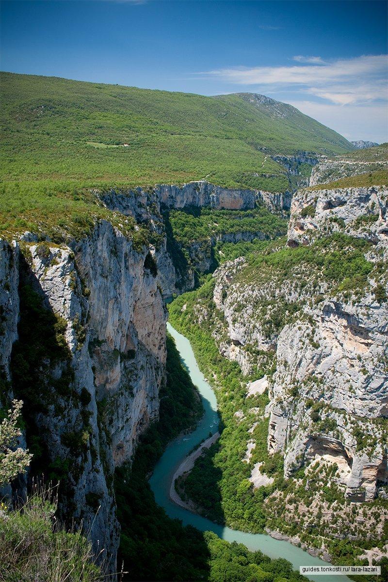 Тур в столицу лаванды, Вердонское ущелье и звёздный Мустье-Сент-Мари