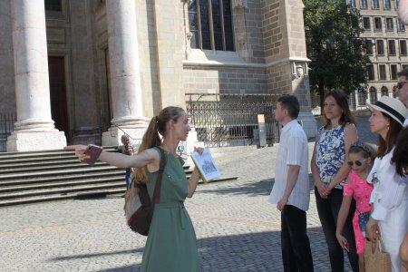 Экскурсия по Женеве в группе
