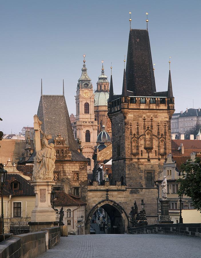Левобережная Прага: Градчаны, Пражский град, Малая Сторона