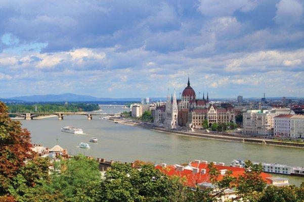 По Будапешту пешком