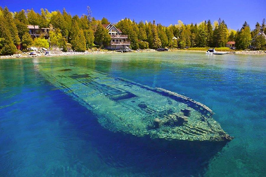 Город Мидланд. Kруиз по озеру 30 000 островов. История индейских племён Северной Америки