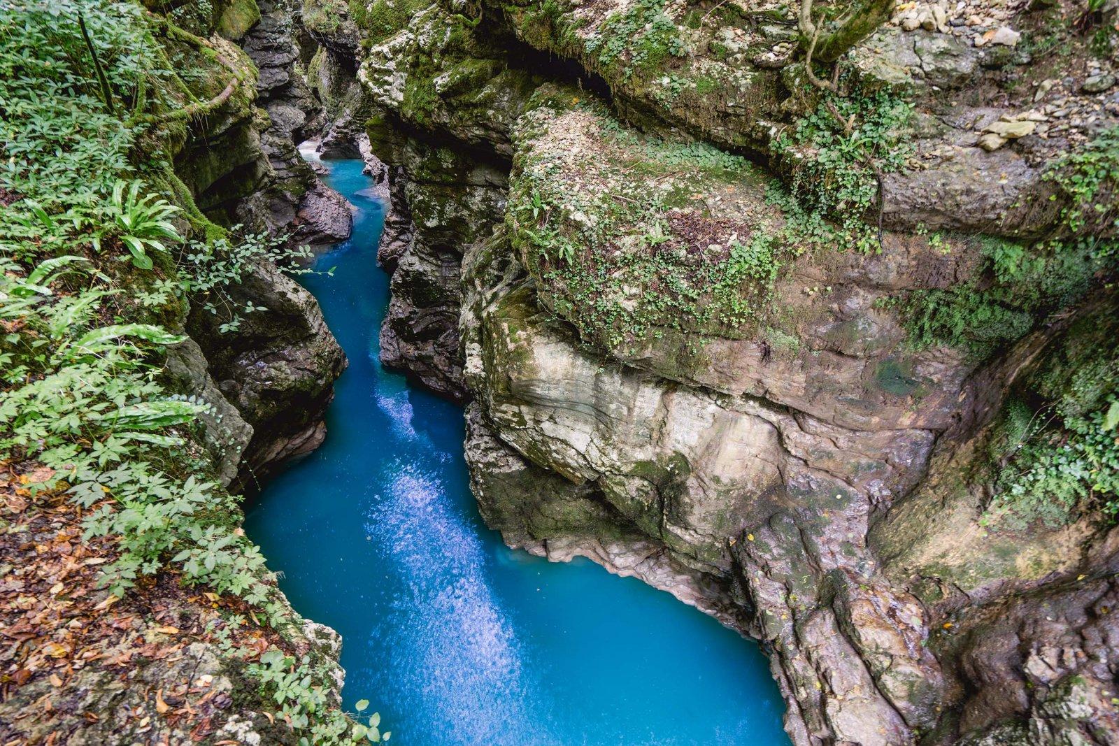 Лучшая экскурсия — пещера Прометея, каньон Окаце, каньон Мартвили
