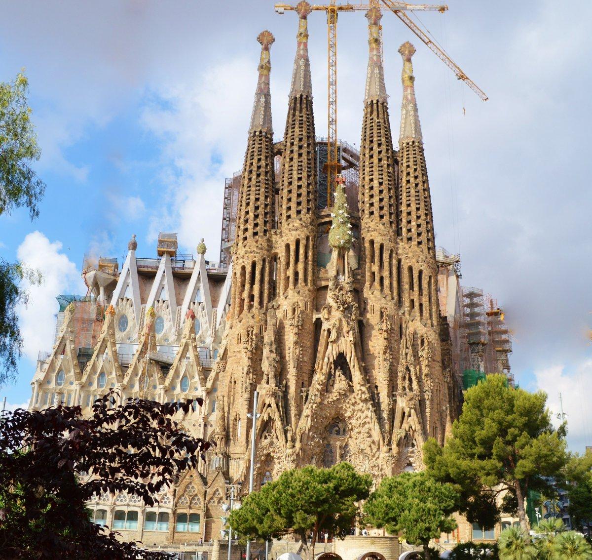 Вся Барселона