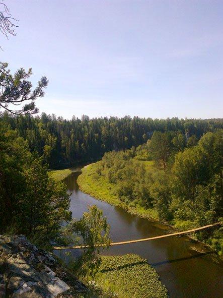 Экскурсия в природном парке «Оленьи ручьи»