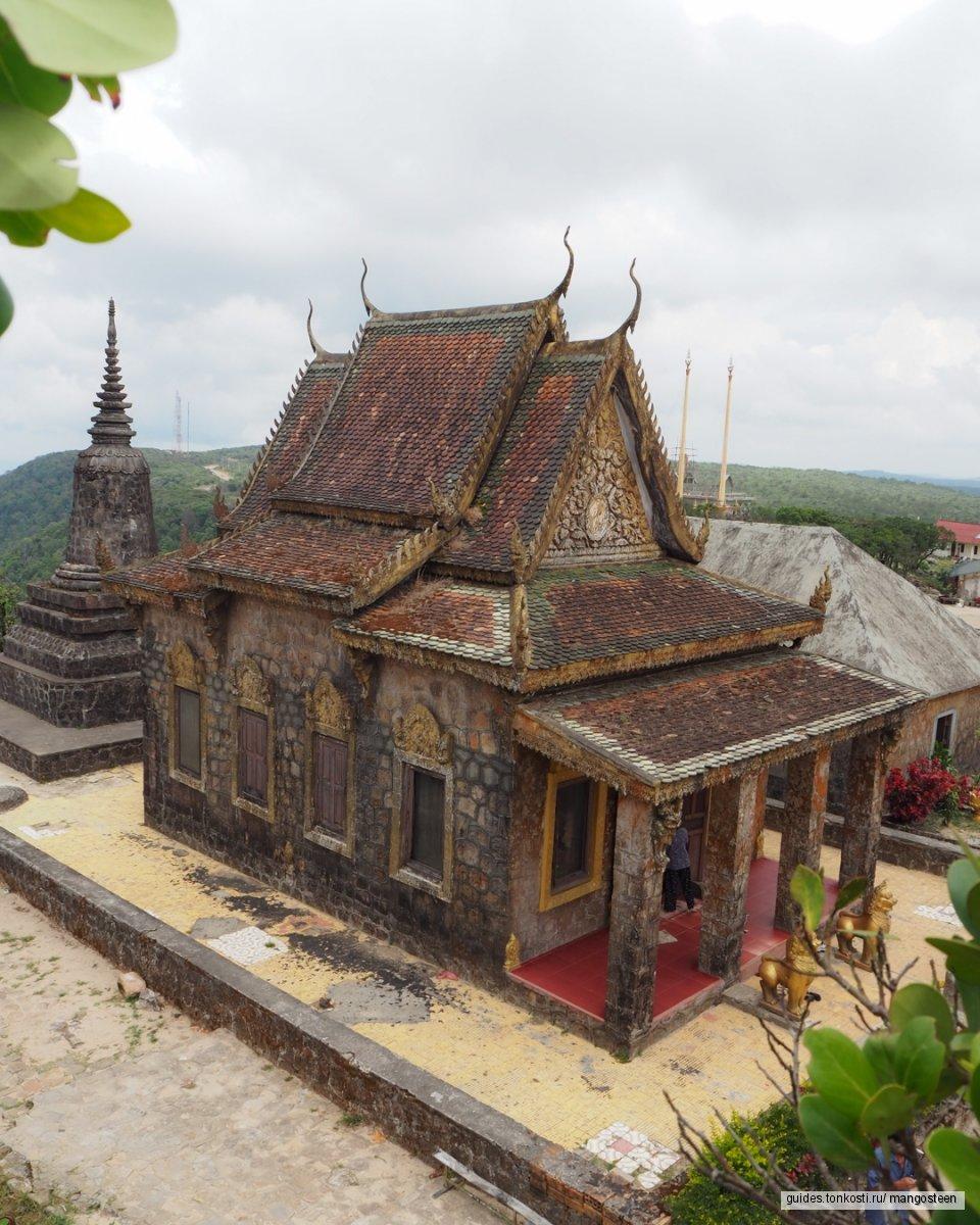 Путешествие в колониальную Камбоджу с острова Фукуок (Вьетнам)