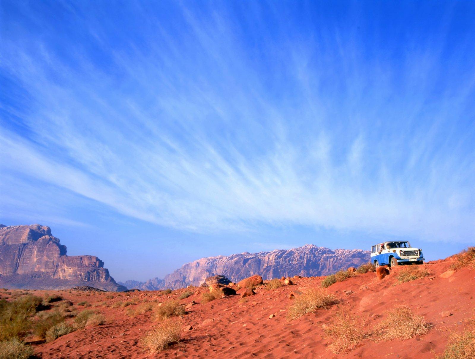 Двухдневный тур в Петру и пустыню Вади-Рам