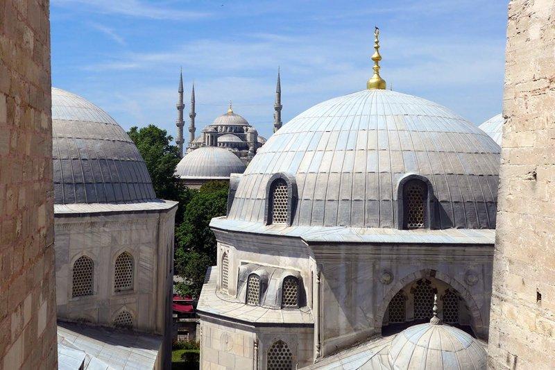 Индивидуальный тур в Стамбул из Анталии