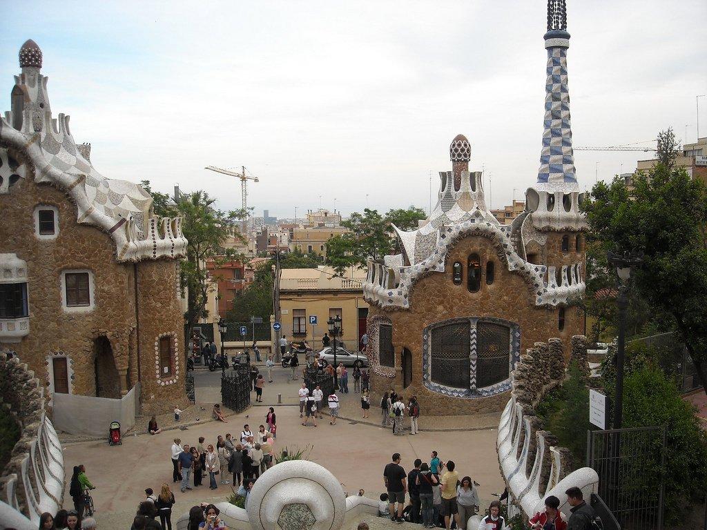 Парки Барселоны