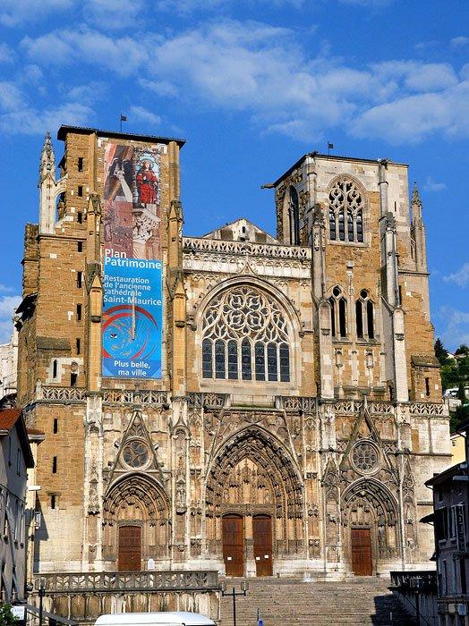 Вьенн. Мозаика истории