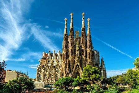 Барселона обзорная