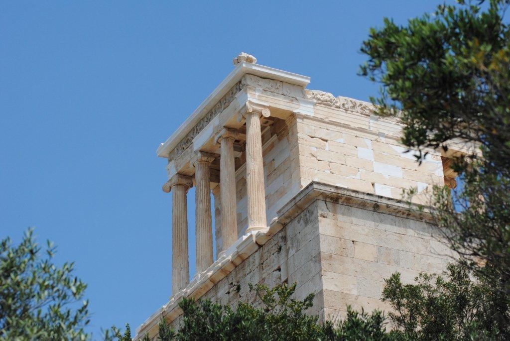 Акрополь и панорама города: прикоснись к легенде