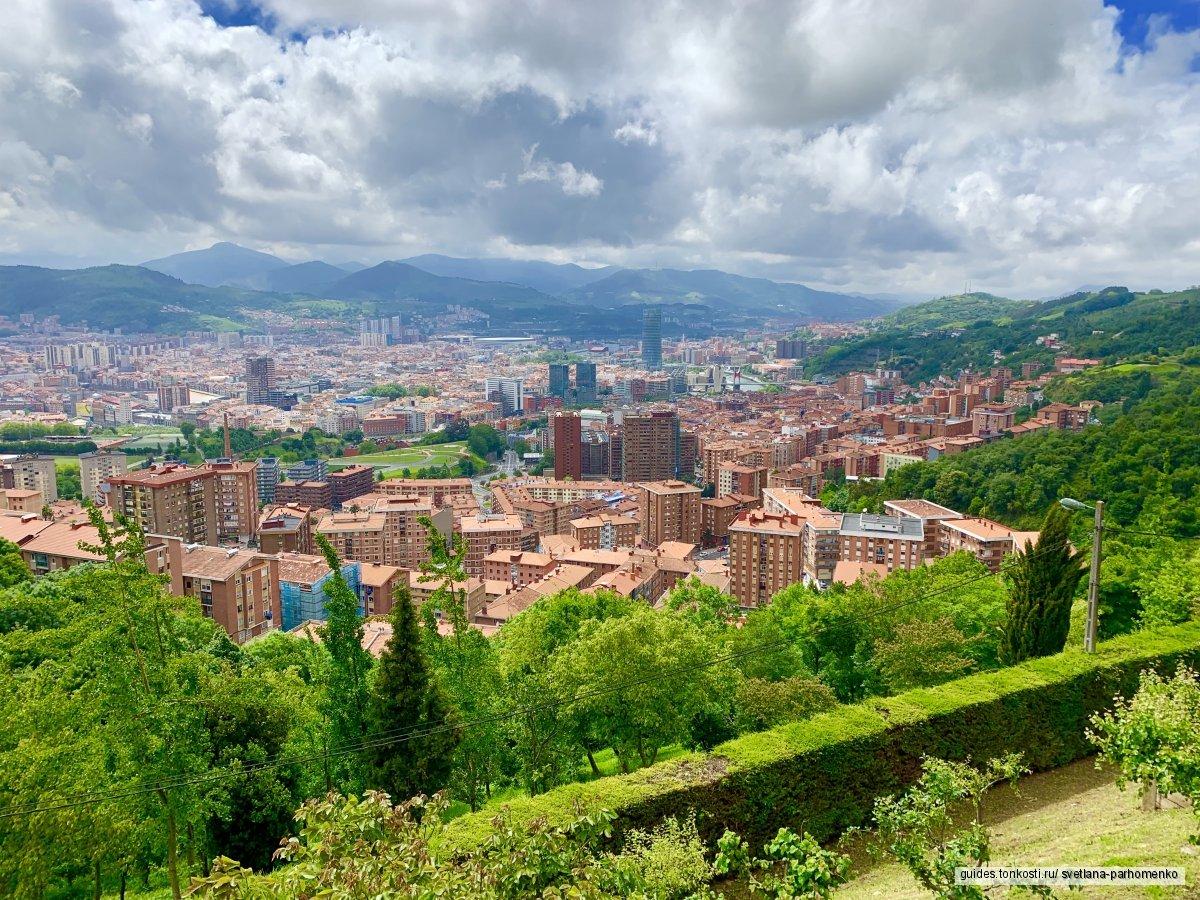 Бильбао – постоянно работающий музей под открытым небом