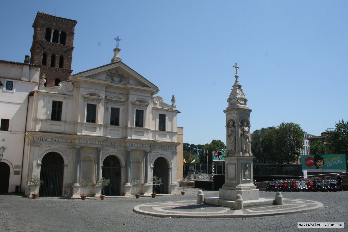 Развёрнутая смешанная обзорная экскурсия по Риму