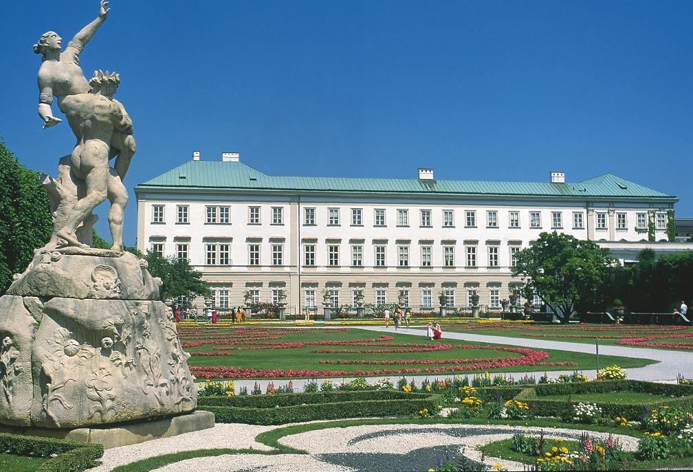 Исторический Зальцбург — пешком
