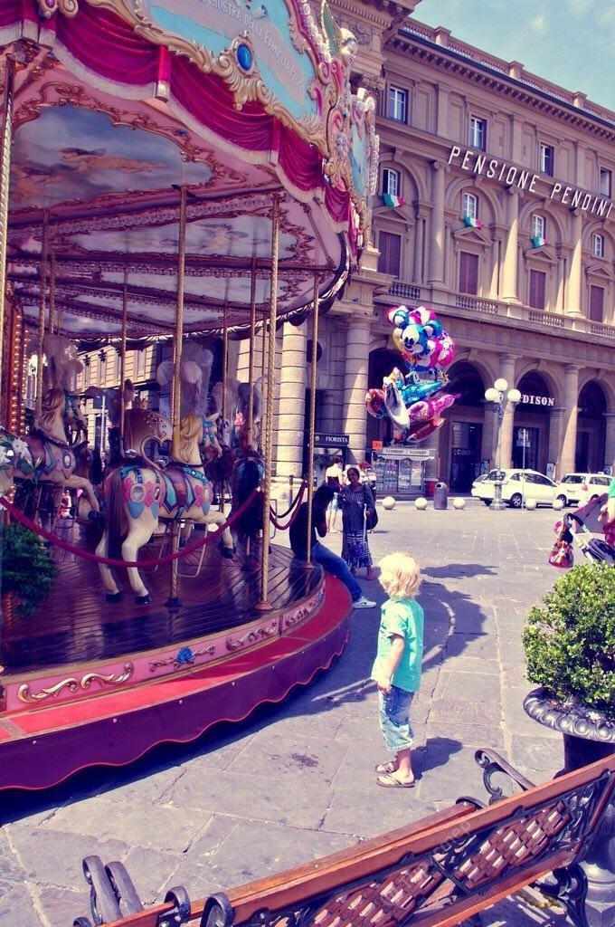 Флоренция для детей (всех возрастов)