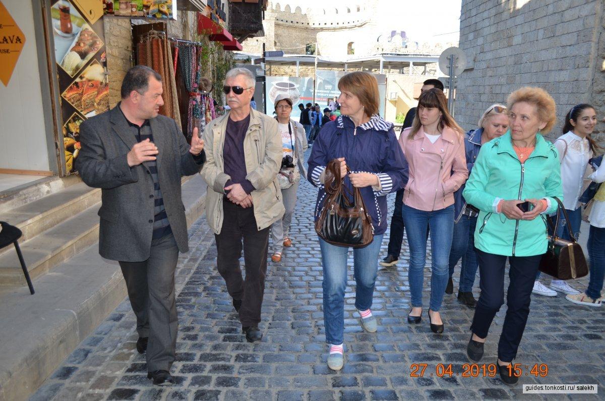 Экскурсионные туры выходных дней. 2-3-дневный экскурсионный тур по Баку и Апшеронскому полуострову