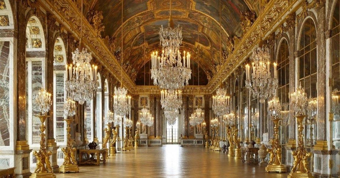 Дворец Версаль + парк + прогулка на поезде или миникаре по парку