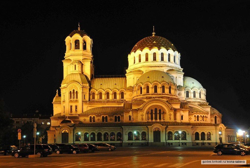 София — мой родной город