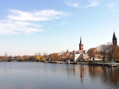 Берлин — Кёпеник. Два города в одном.