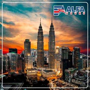 Малайзия — Куала Лумпур (3 дня, 2 ночи)