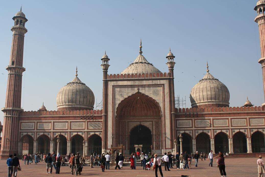 Экскурсионный тур по Дели