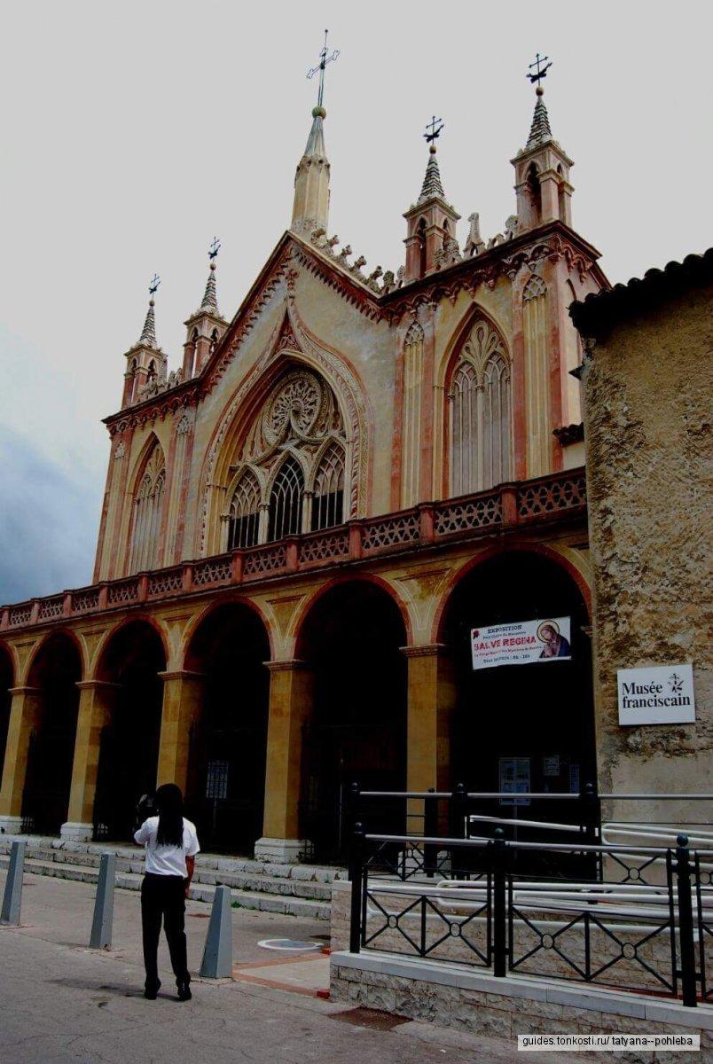 Ницца и город художников Сен-Поль-де-Ванс
