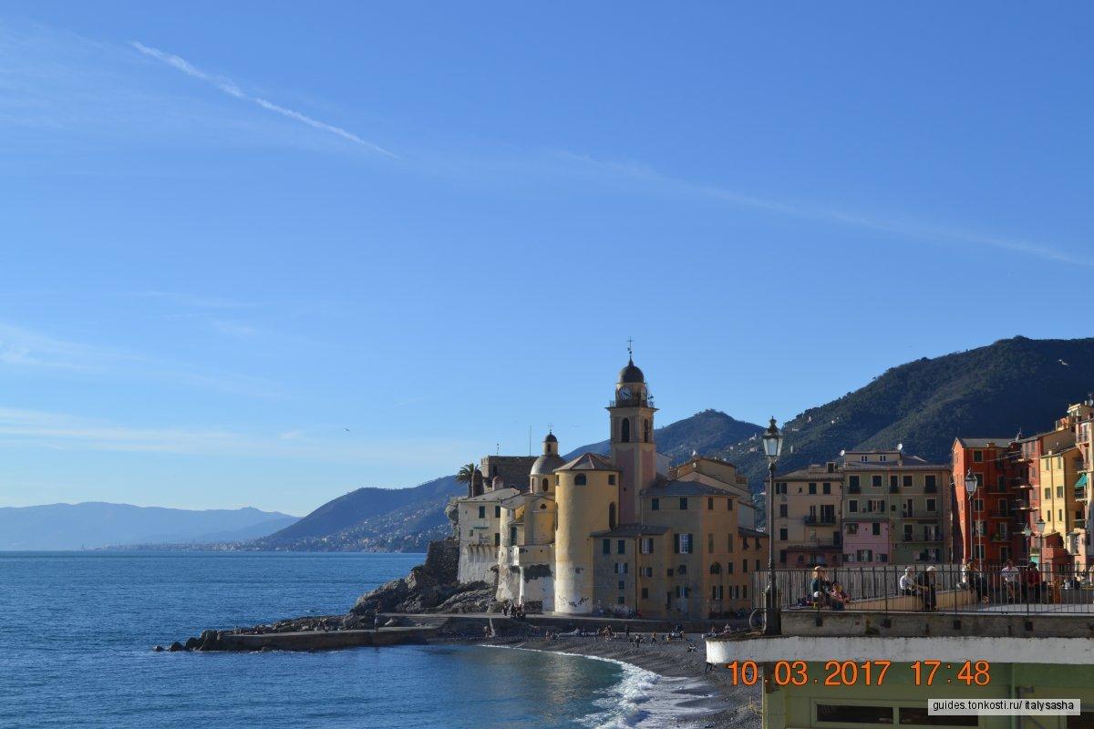 Портофино — самый гламурный уголок Лигурийского побережья Италии и, без сомнения, рай на Земле!