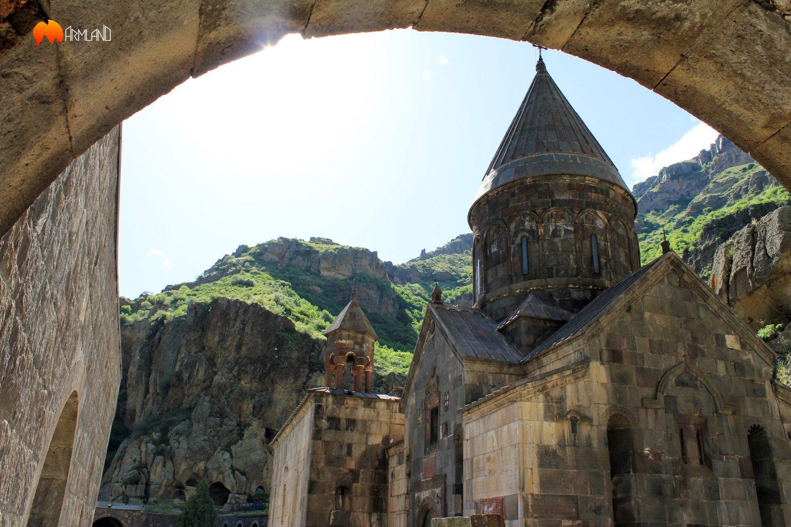Экскурсия по Армении на 5 дней