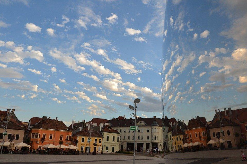Красоты Венгрии. Дьёр — Паннонхолма