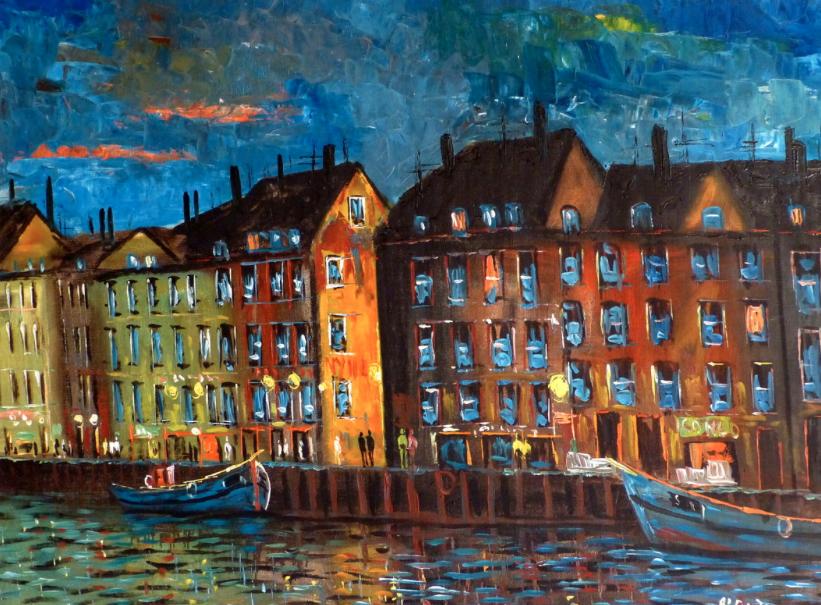 Копенгаген, у него есть всё...
