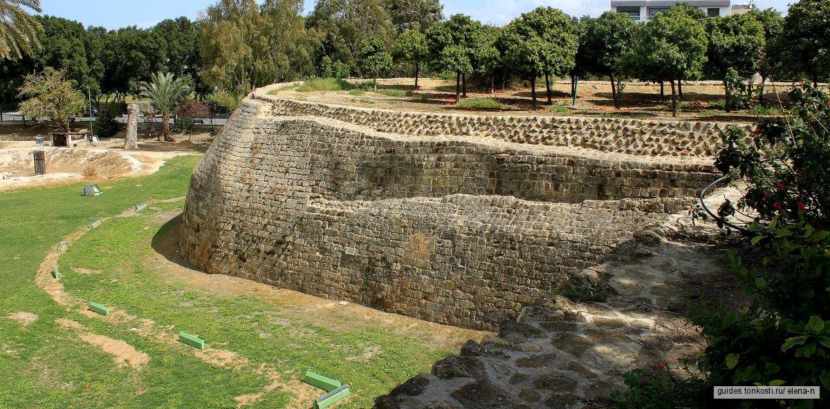 Сокровища древней Никосии